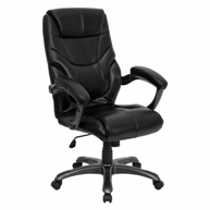 contemporary-leather-pregnancy-office-chair