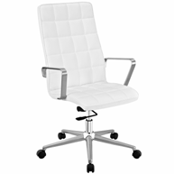 contemporary-urban-modern-white-office-chair