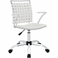 contemporary-work-modern-white-office-chair