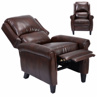 costway-leather-reclining-office-chair-with-leg-rest