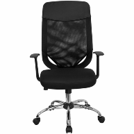 flash-saddle-swivel-office-chair