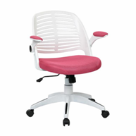 light-pink-office-chair