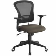 poise-in-brown-office-chair-for-short-person