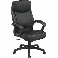 star-products-high-back-leather-office-chair