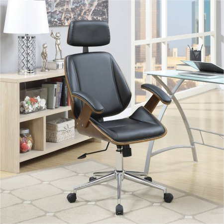 vinyl-contemporary-home-office-chairs